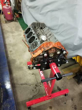 Photo Chevy 350 4 bolt main and trans - $2,000 (Clyde)