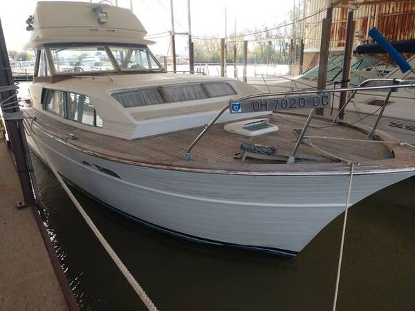 Photo Classic Chris Craft Constellation - $15900 (Marblehead)