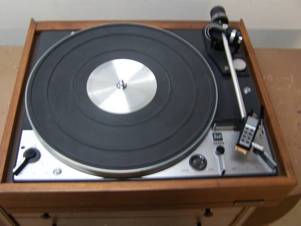 Photo Dual 1229Q turntable - $300 (Cleveland)