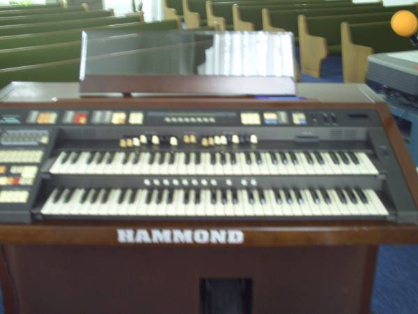 Photo Hammond Super CX-2000 Organ, With a Floor Model 710 Leslie Speaker - $1,200 (Tiffin)
