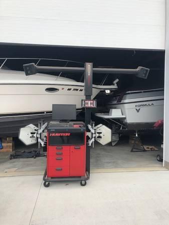 Photo Hunter DSP600 R811 Alignment Rack - $9000 (Port Clinton, Ohio)