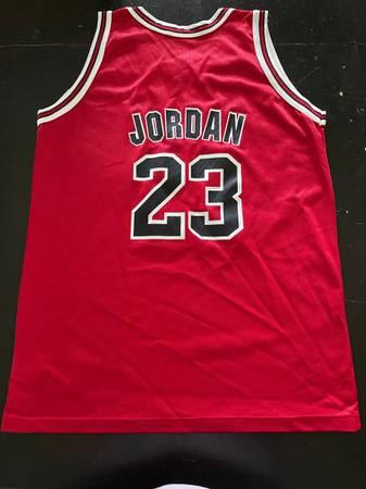 Photo Michael Jordan Youth Jersey - $10 (Bellevue)