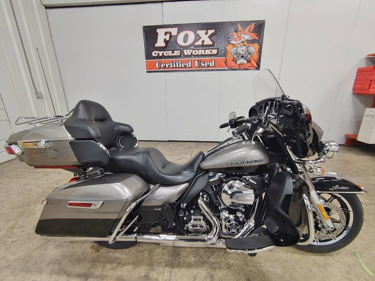 Photo 2016 Harley-Davidson Ultra Limited Low $18995