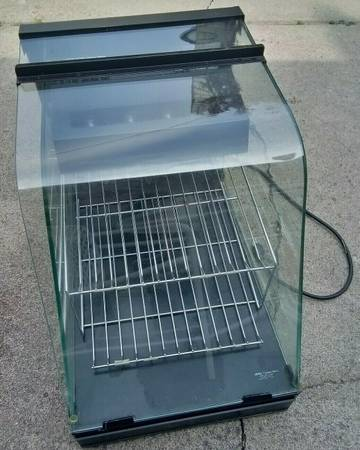 Photo heavy duty bakery food desert pastry donut electric display case - $125 (sterling heights)