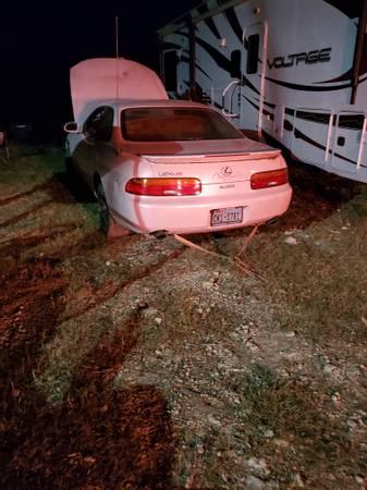 Photo 1993 Lexus SC400 - $750 (Canyon Lake)