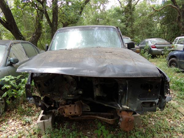 Photo 1997 Ford Ranger -ALL or PARTS - $1 (new braunfels)