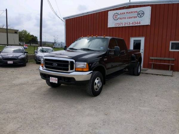 Photo 1999 Ford F350 Super Duty Crew Cab - Financing Available - $12299