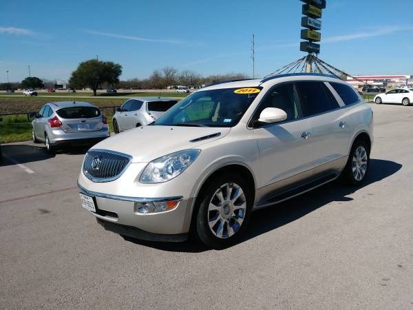 Photo 2011 BUICK ENCLAVE CXL2 3RD ROW LOADED - GUARANTEED APPROVAL - 100 - $1250 (CALL OR TEXT BILLY NOW AT 6024303964)