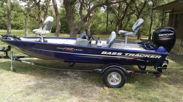 Photo 2015 Bass Tracker Pro Team 175 TF - $15,500 (Georgetown)