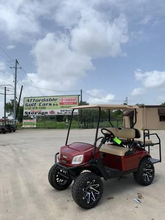 Photo 2016 Ez-Go TXT Electric 48V Golf Cart - $7,895 (San Marcos, TX)