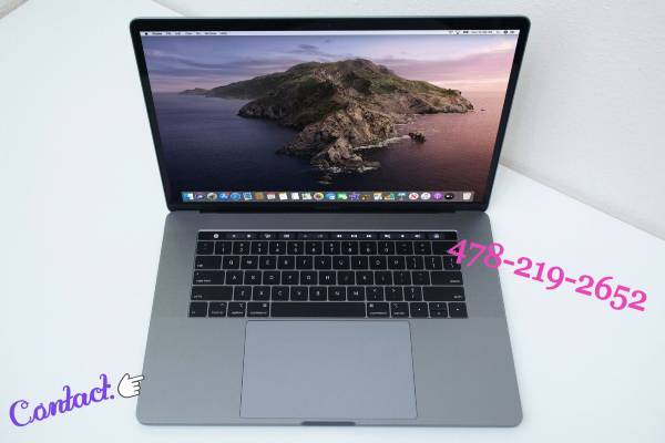 Photo Apple MacBook Pro 15quot Retina 1TB 2.6 GHz i7 - $600 (san marcos)
