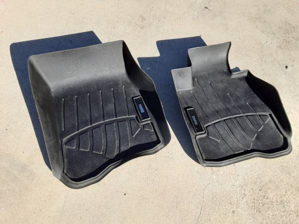Photo BMW Floor Mats - $50 (New Braunfels)
