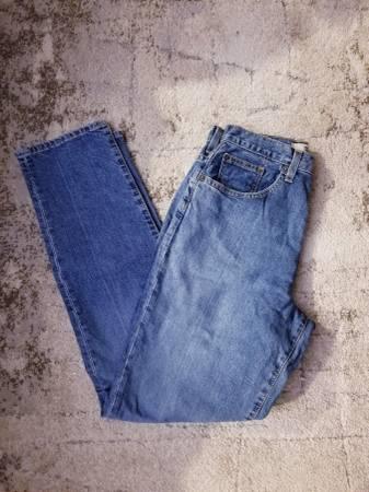 Photo BRAND NEW Vintage Gap Classic Fit Jeans Size 8Reg or 6Reg - $35 (Barton SpringsCentral)