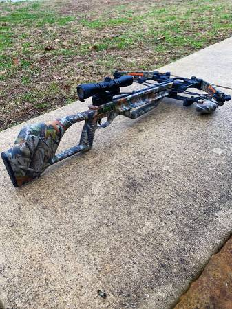 Photo Crossbow Parker Hornet Extreme - $625 (San Marcos)