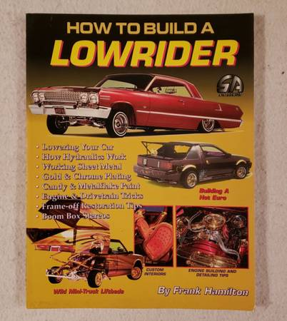 Photo How To Build A LOWRIDER - $80 (Austin)