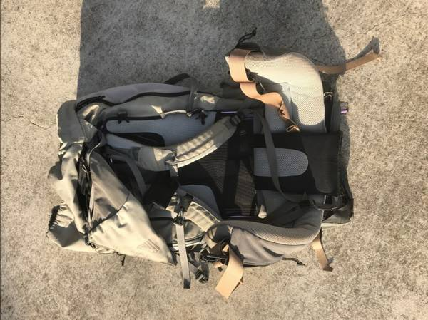 Photo Kelty Course 82 Backpack - $50 (New Braunfels)