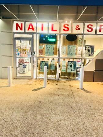 Photo Nail salon and spa - $95 (San Antonio)