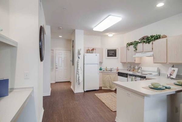 Photo ONE 1st FLOOR LEFT 55 Active Adult Living 2 Bed-1 Bath for $1000 (San Marcos)