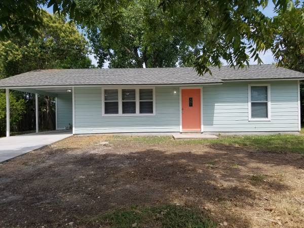 Photo Remodeled Home for Lease (San Marcos)