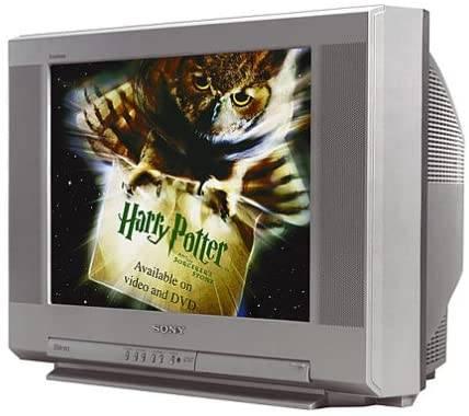 Photo Sony Trinitron 20quot (non-smart) color TV - $50 (Canyon Lake)