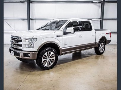 Photo Used 2016 Ford F150 King Ranch for sale