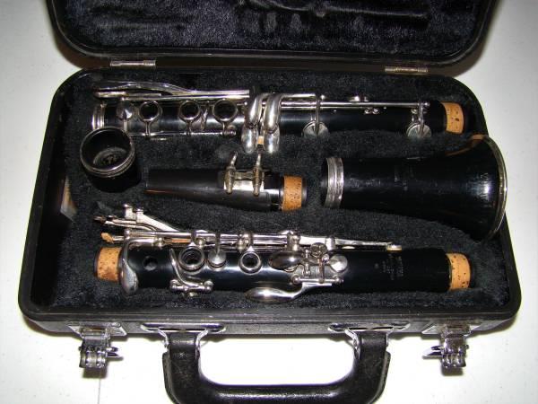 Photo Yamaha clarinet - Japan - $160 (San Marcos)