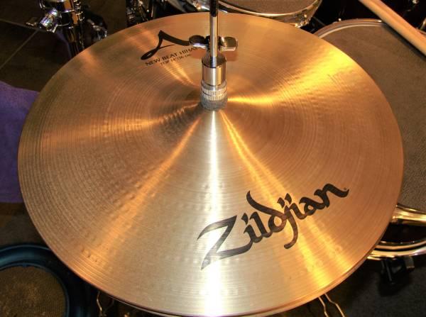 Photo Zildjian A Hi-hat drum cymbals (San Marcos)