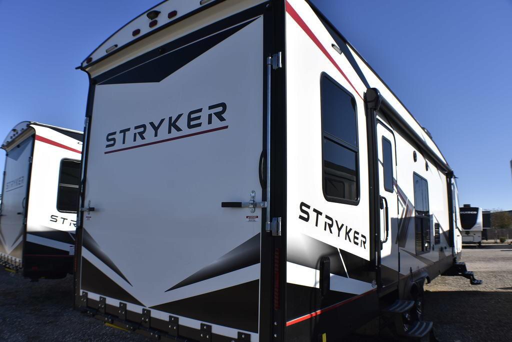 Photo 2021 Cruiser Rv Stryker Trailer ST 2916 $61957