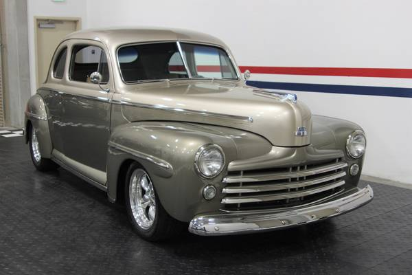 Photo 1947 ford Deluxe coupe - $37,500 (orcutt)