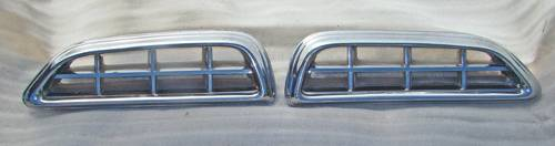 Photo 1955 Chrysler New Yorker or Windsor Grille (2 Pieces) - $250 (Oxnard (nr. Seabridge))