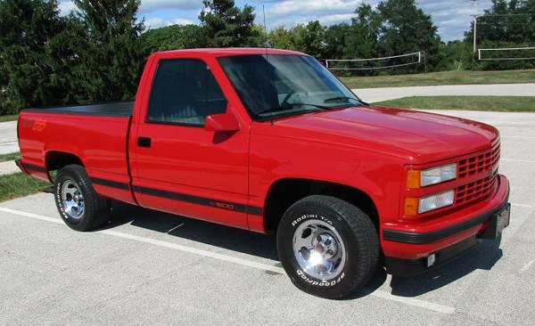 Photo 19990-1993 Chevrolet 454 Ss - $11000 (Any)