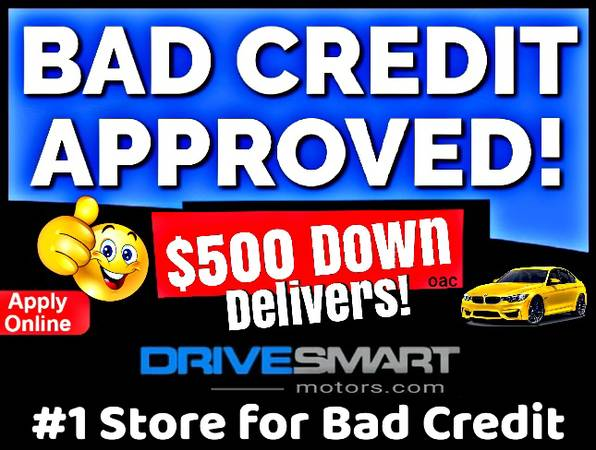 Photo 1 STORE for BAD CREDITNO DEALER COMES CLOSE - $8,500 (CREDIT PROBLEMS APPLY ONLINE with THE 1 YELP STORE)