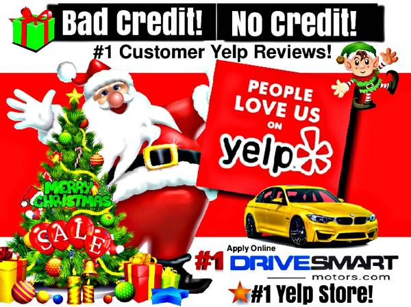 Photo 1 STORE for BAD CREDIT  WE39LL BEAT ANY DEALER ON CRAIGSLIST - $13,997 (CREDIT PROBLEMS APPLY ONLINE with THE 1 YELP STORE)