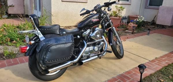 Photo 2000 Harley Davidson 1200C - $3,500 (BUELLTON)