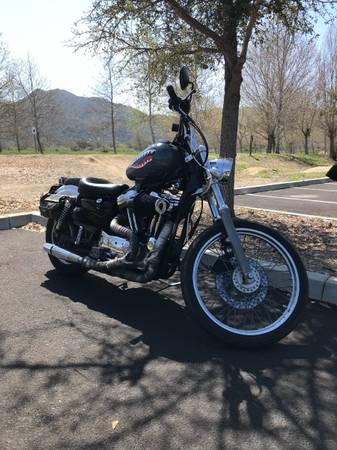 Photo 2003 Harley Sportster XL1200C Anniversary - $4,500