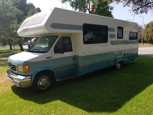 Photo 2003 Lazy Daze 26 12 ft, rear kitchen model only 6,500 original miles - $59,000 (obo Gardena Ca Only 6,500 original miles)