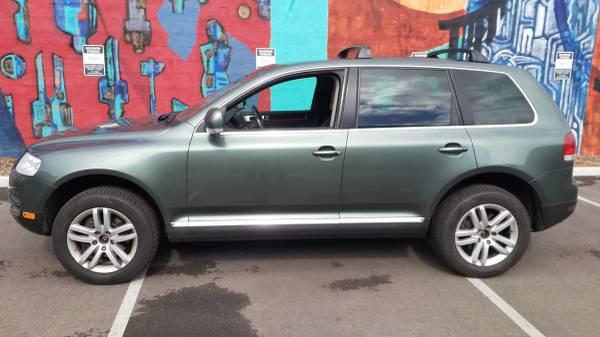 Photo 2005 VW Touareg V8 - $3200 (Santa barbara)