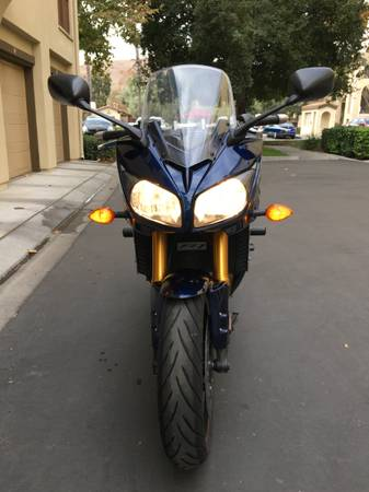 Photo 2007 Yamaha FZ1 Midnight Blue - $2,950 (Mission Viejo)