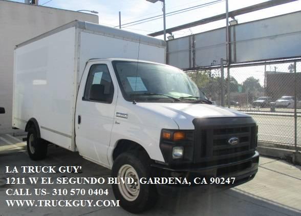 Photo 2012 FORD E-350 E350 GMC SAVANA CHEVROLET EXPRESS 1239 MOVING BOX TRUCK - $9999 (GARDENA LOS ANGELES DELIVERY)