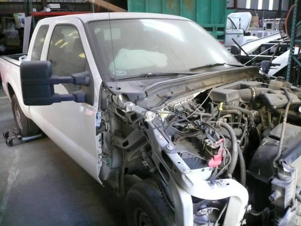 Photo 2012 Ford F-250 Parts- Seats, Doors, Engine, Glass, etc. - $100 (Santa Barbara)