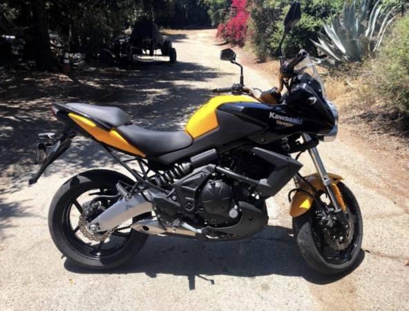 Photo 2012 Kawasaki Versys - $3,300 (Santa Barbara)
