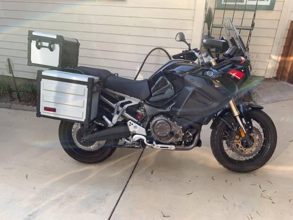 Photo 2012 YAMAHA SUPER TENERE low miles - $9,499 (Santa Barbara)