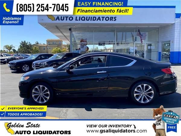 Photo 2013 Honda Accord Sport PRICED TO SELL - $11,473 (1205 N. Oxnard Blvd, Oxnard, CA 93030)
