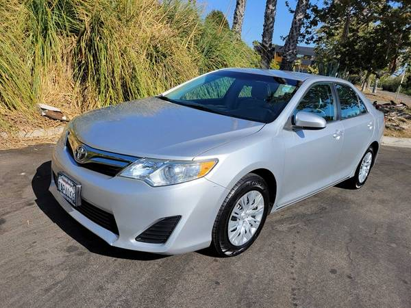 Photo 2013 Toyota Camry Le 60k miles - $12,400