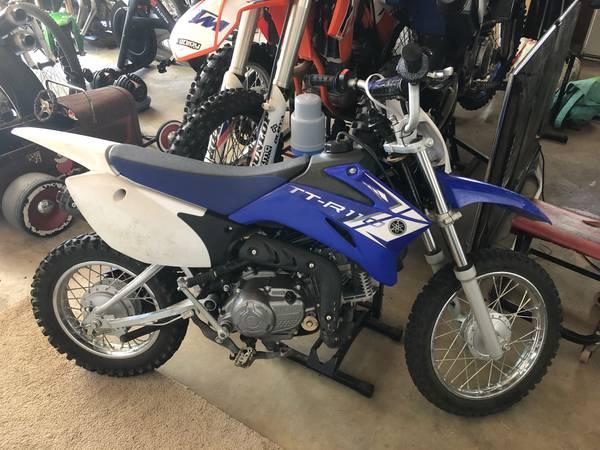 Photo 2013 Yamaha TTR 110 - super fun - $3,500 (Santa Barbara)