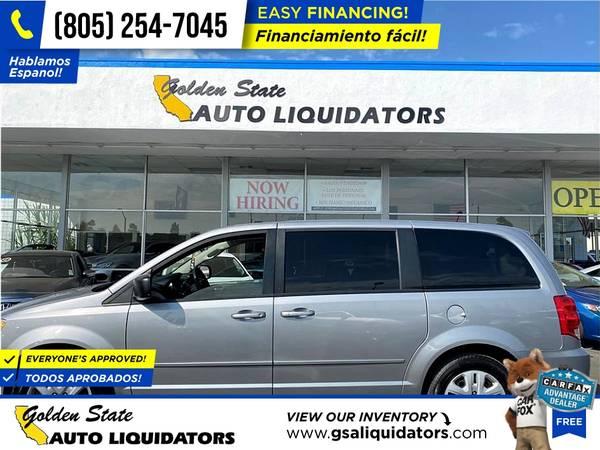 Photo 2014 Dodge Grand Caravan Passenger SE PRICED TO SELL - $10,725 (1205 N. Oxnard Blvd, Oxnard, CA 93030)
