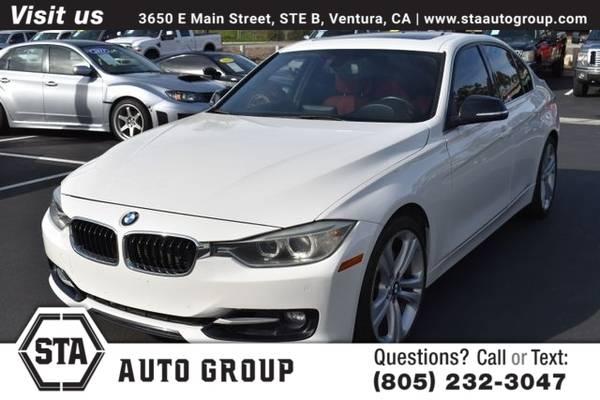 Photo 2015 BMW 335i Sedan 4D - $22991 (Easy Financing  Trade-Ins Welcome)