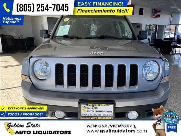Photo 2015 Jeep Patriot SE PRICED TO SELL - $9,150 (1205 N. Oxnard Blvd, Oxnard, CA 93030)
