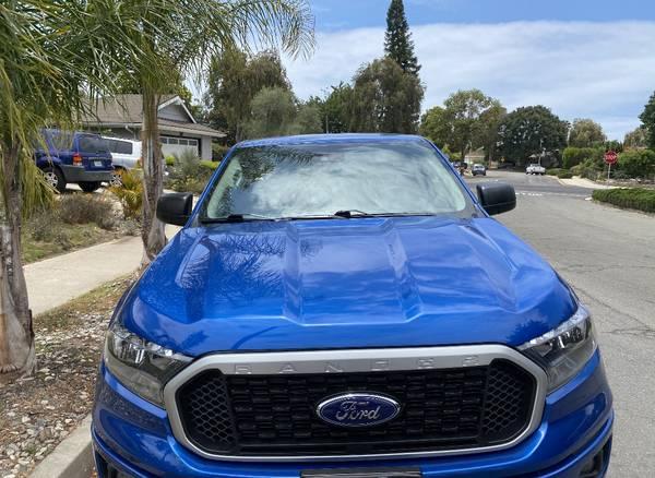 Photo 2019 Ford ranger xlt 4x4 - $32,000 (Goleta)