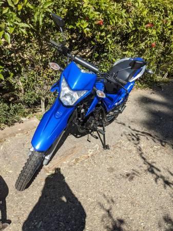 Photo 250cc not street legal in CA - $1,600 (Goleta)